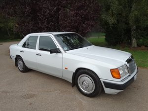 Picture of 1992 MERCEDES E200 *Only one owner and 66,000 miles* SOLD