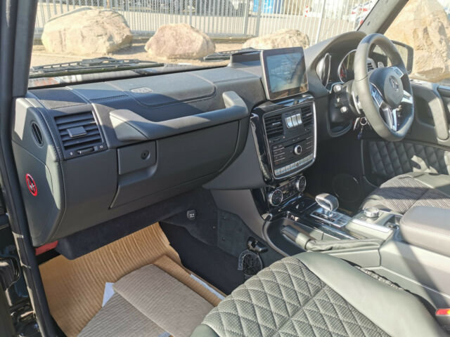 MERCEDES BENZ G63AMG 2020 NEW DELIVERY MILES RHD For Sale (picture 3 of 6)
