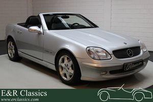 Picture of Mercedes-Benz SLK 230 very good condition 2000