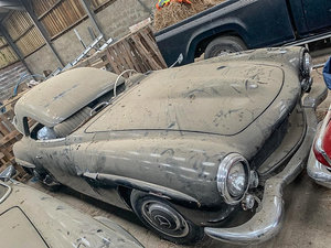 Picture of 1961 Barn Find ! 190SL LHD