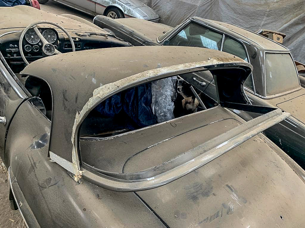 1961 Barn Find ! 190SL LHD For Sale (picture 3 of 4)