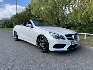Picture of 2015 Mercedes Benz E400 3.5 V6 Petrol Convertible