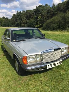 Picture of 1984 Mercedes 230E W123 1 Owner from New