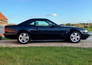 Picture of 1999 Mercedes SL320 R129 - High spec, excellent service history.