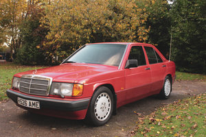 Picture of 1990 Mercedes-Benz 190e 2.6 Sportline