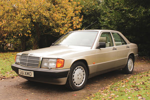 Picture of 1989 Mercedes-Benz 190e 2.6 4dr
