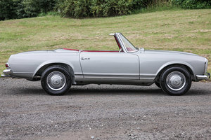 Picture of 1964 Mercedes-Benz 230SL Pagoda (W113) Rare Manual Gearbox