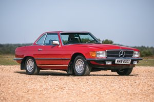 Picture of 1983 MERCEDES-BENZ 280 SL (R107) AUTO For Sale by Auction