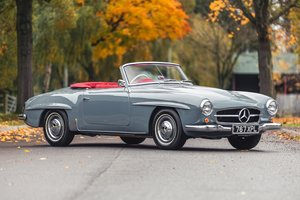 Picture of 1962 MERCEDES-BENZ 190 SL