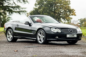 Picture of 2003 MERCEDES-BENZ SL 500 (R230)
