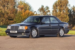 Picture of Lot No. 471 - 1992 Mercedes-Benz 500E - Superb Example For Sale by Auction
