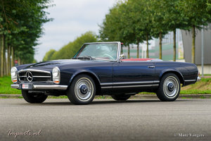 Picture of 1954 Excellent Mercedes 230SL Automatic (LHD)
