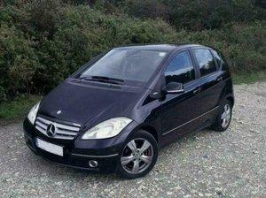 Mercedes-Benz, A CLASS, 2L CDI Avantgarde FSH
