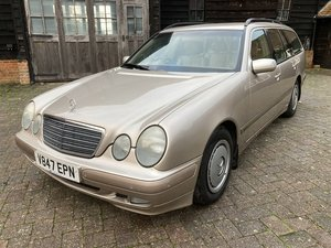 Picture of 1999 MERCEDES-BENZ E240 PETROL ESTATE For Sale by Auction