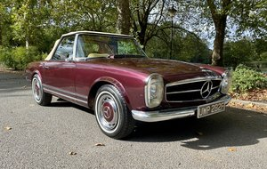Picture of 1968 Mercedes 280 SL Pagoda