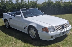 Picture of 1992 MERCEDES-BENZ 300 SL