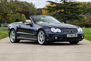 Picture of 2006 Mercedes-Benz SL65 AMG (R230) 13,748 miles Full History