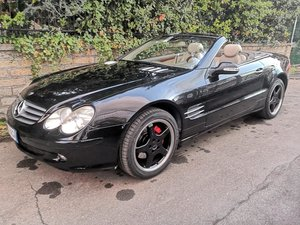 Picture of 2002 MERCEDES 500SL R230 16500,00 EURO LHD ITALIAN CAR For Sale