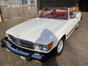 Picture of 1997 MERCEDES-BENZ R107 450 SL For Sale by Auction