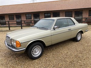 Picture of 1981 MERCEDES-BENZ 280 CE COUPE AUTOMATIC