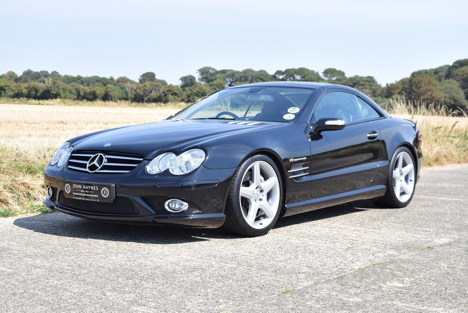 2006 Mercedes Benz SL55 AMG For Sale (picture 1 of 6)