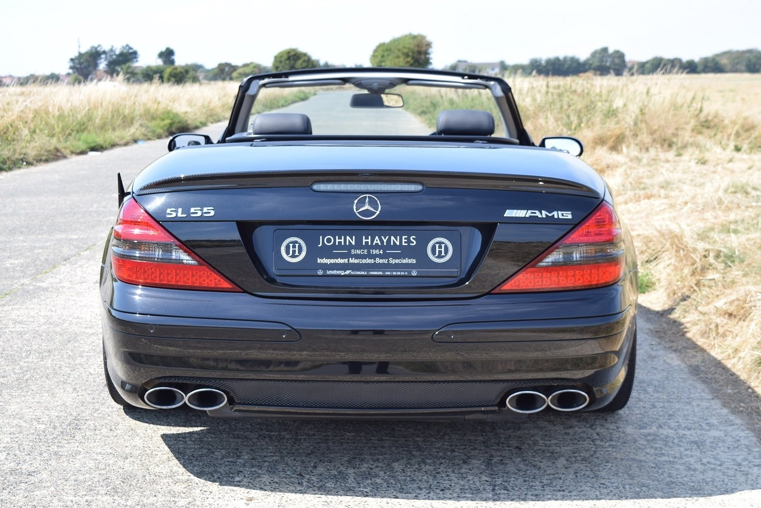 2006 Mercedes Benz SL55 AMG For Sale (picture 2 of 6)