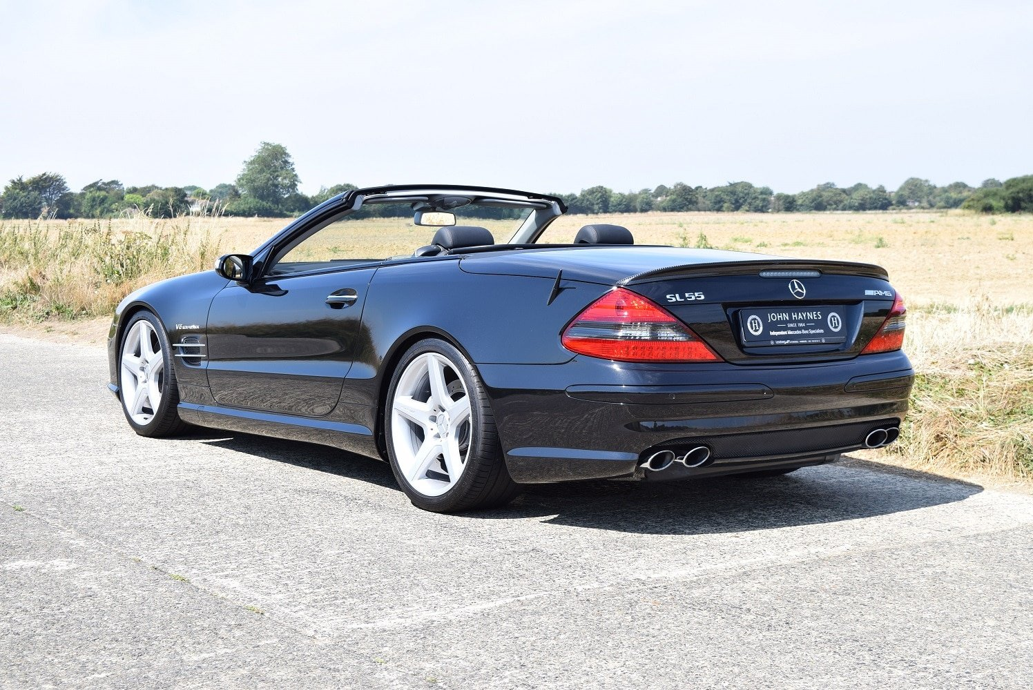 2006 Mercedes Benz SL55 AMG For Sale (picture 3 of 6)