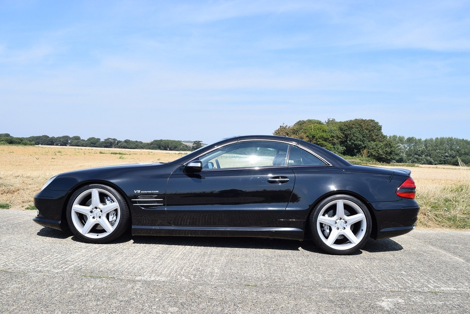 2006 Mercedes Benz SL55 AMG For Sale (picture 4 of 6)