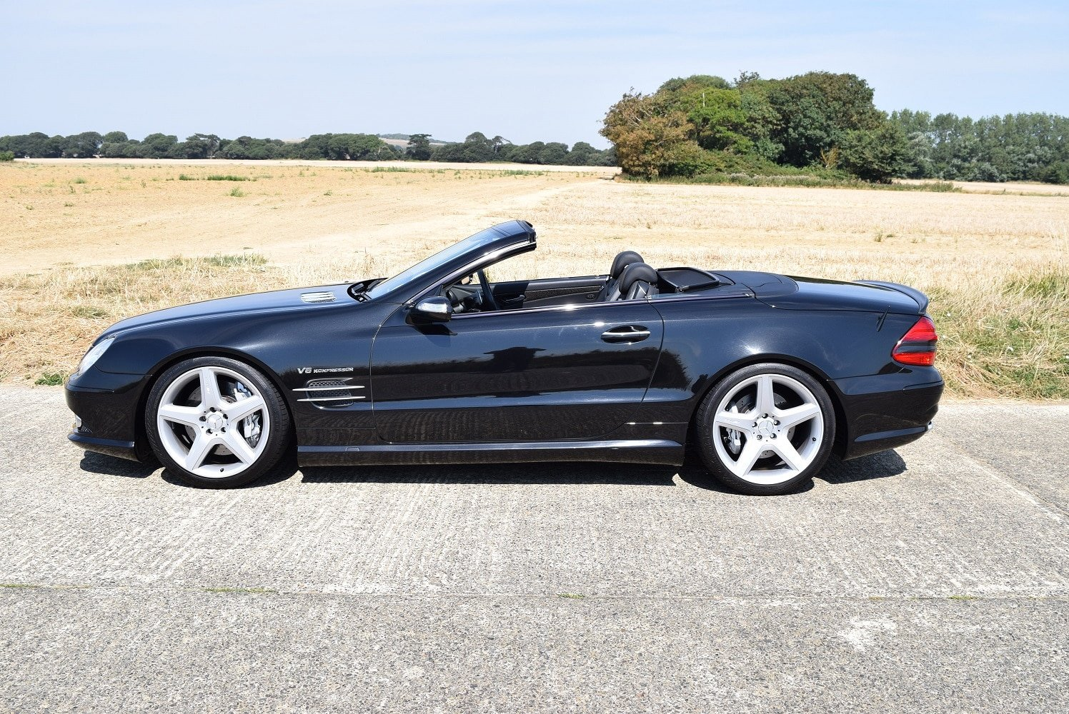 2006 Mercedes Benz SL55 AMG For Sale (picture 5 of 6)