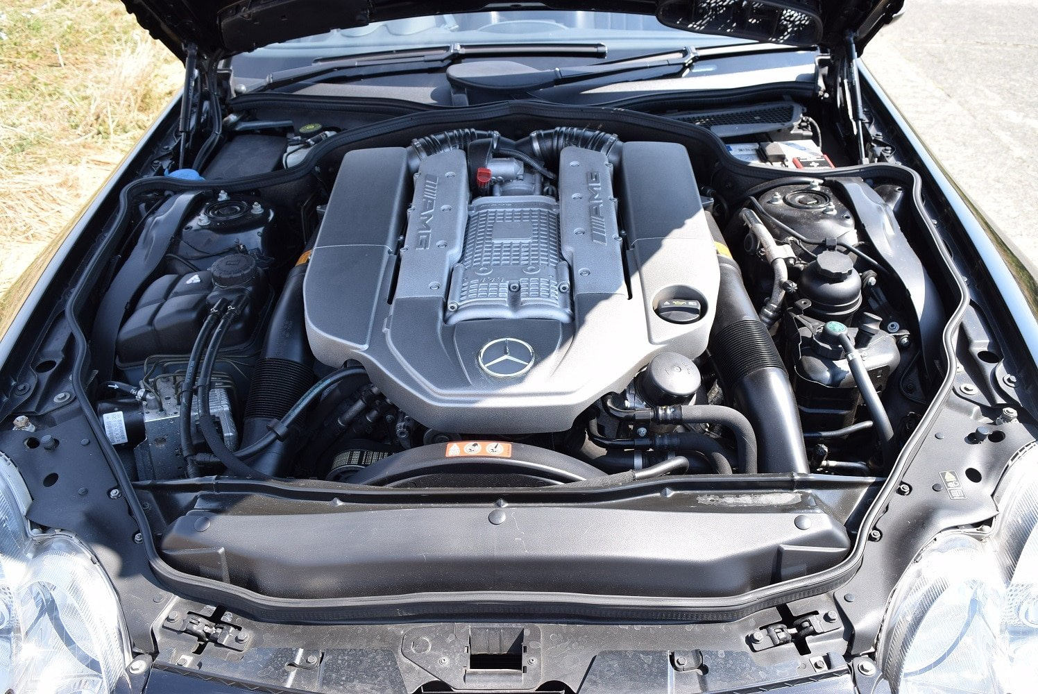 2006 Mercedes Benz SL55 AMG For Sale (picture 6 of 6)