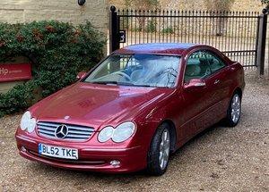 Picture of 2003 Mercedes CLK270 diesel auto Luxury cruiser  40+mpg