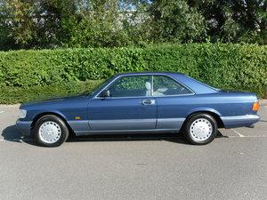 Picture of 1992/J Mercedes 500SEC