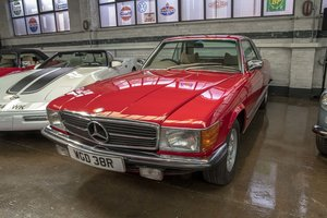 Picture of 1977 Mercedes 350 SLC Coupe - 56k miles