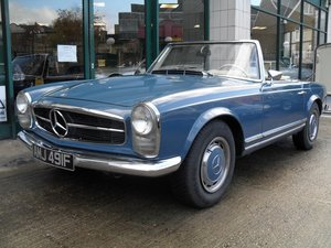 Picture of 1968 Mercedes Benz 280SL LHD
