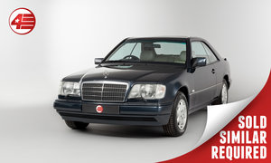 Picture of 1996 Mercedes W124 E320 Coupe /// Just 57k Miles SOLD