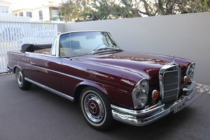 Picture of 1963 Mercedes Benz 220SEB