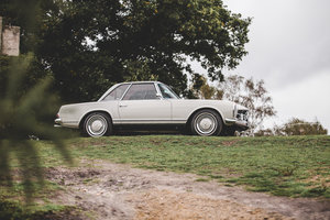 Picture of 1966 Mercedes 230SL Pagoda Manual
