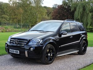 Picture of 2008  Mercedes-Benz ML63 AMG