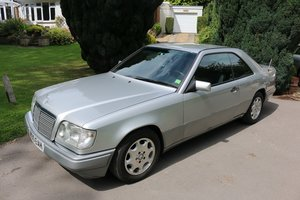 Picture of 1994 lhd MERCEDES BENZ E220 COUPE,MANUAL. SOLD