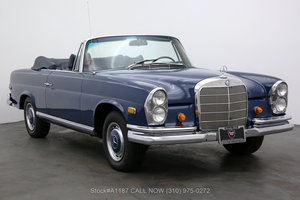 Picture of 1969 Mercedes-Benz 280SE Cabriolet