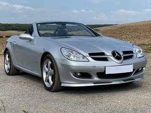Mercedes Benz SLK 200 kompressor Auto Roadster