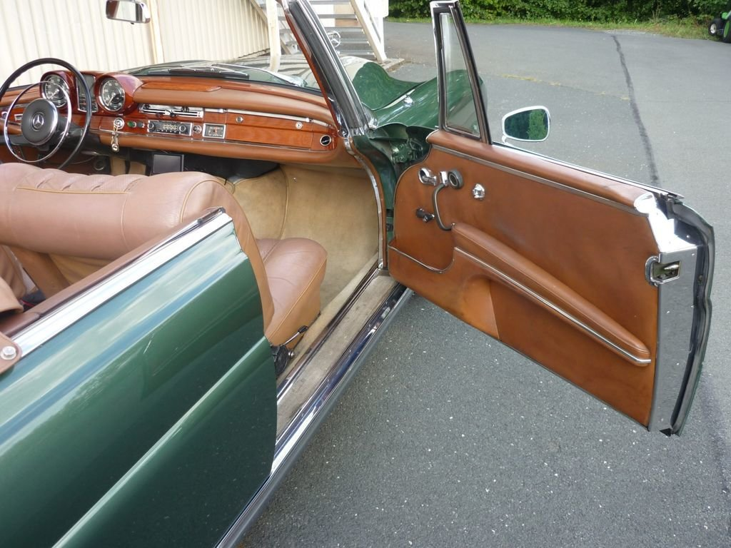 1964 Mercedes-Benz 220 SE b - Timelessly beautiful convertible For Sale (picture 6 of 6)
