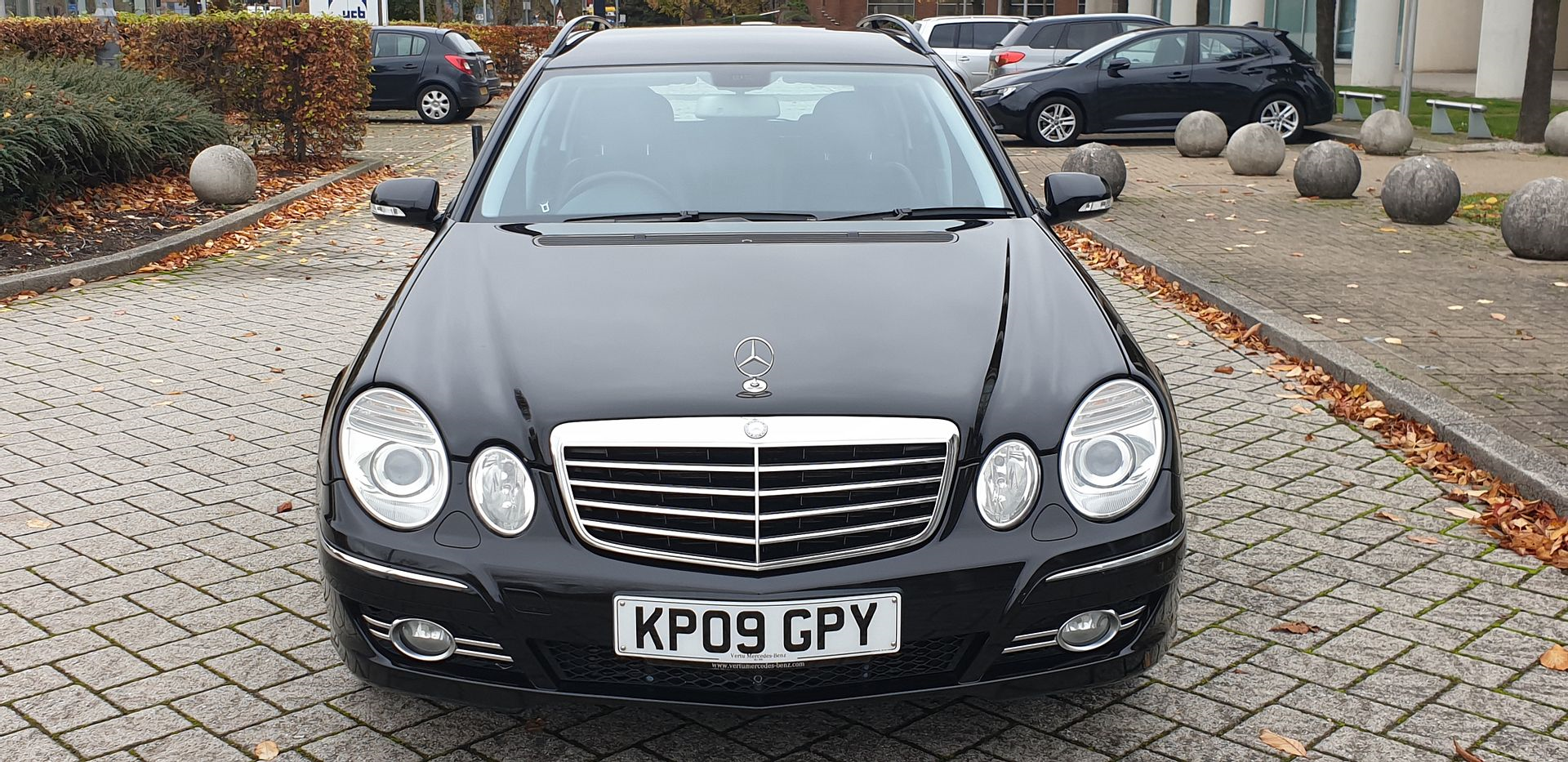2009 Mercedes e220 cdi avantgarde estate 1 prev owner For Sale (picture 2 of 6)