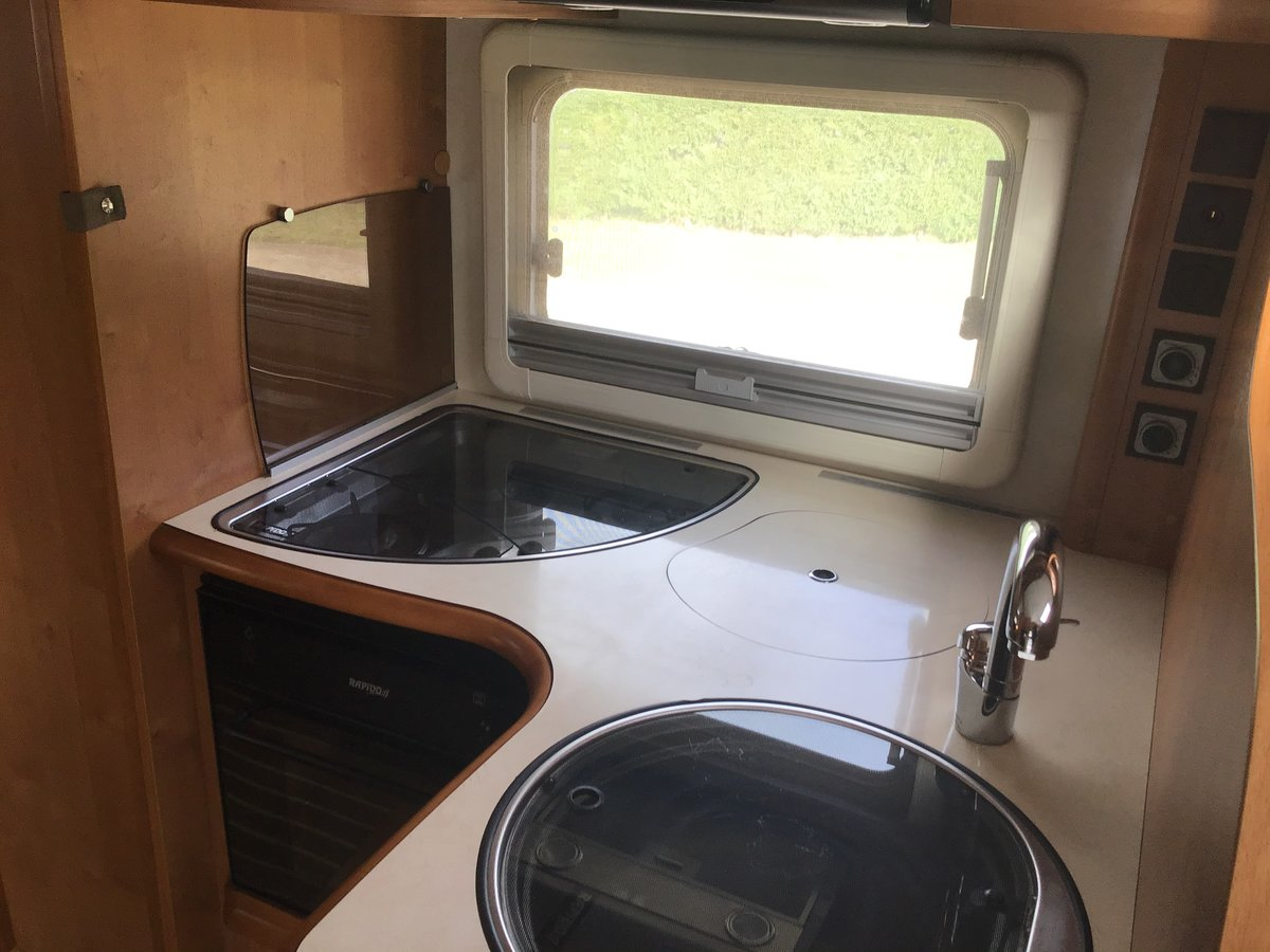 2009 Rapido 997M Automatic high quality motor home For Sale (picture 6 of 6)