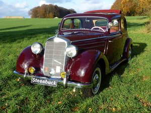 Picture of 1950 Mercedes-Benz 170 S - ready for immediate use For Sale