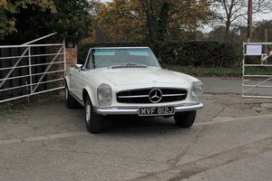 Picture of 1970 Mercedes-Benz 280SL Pagoda Automatic, Matching Numbers