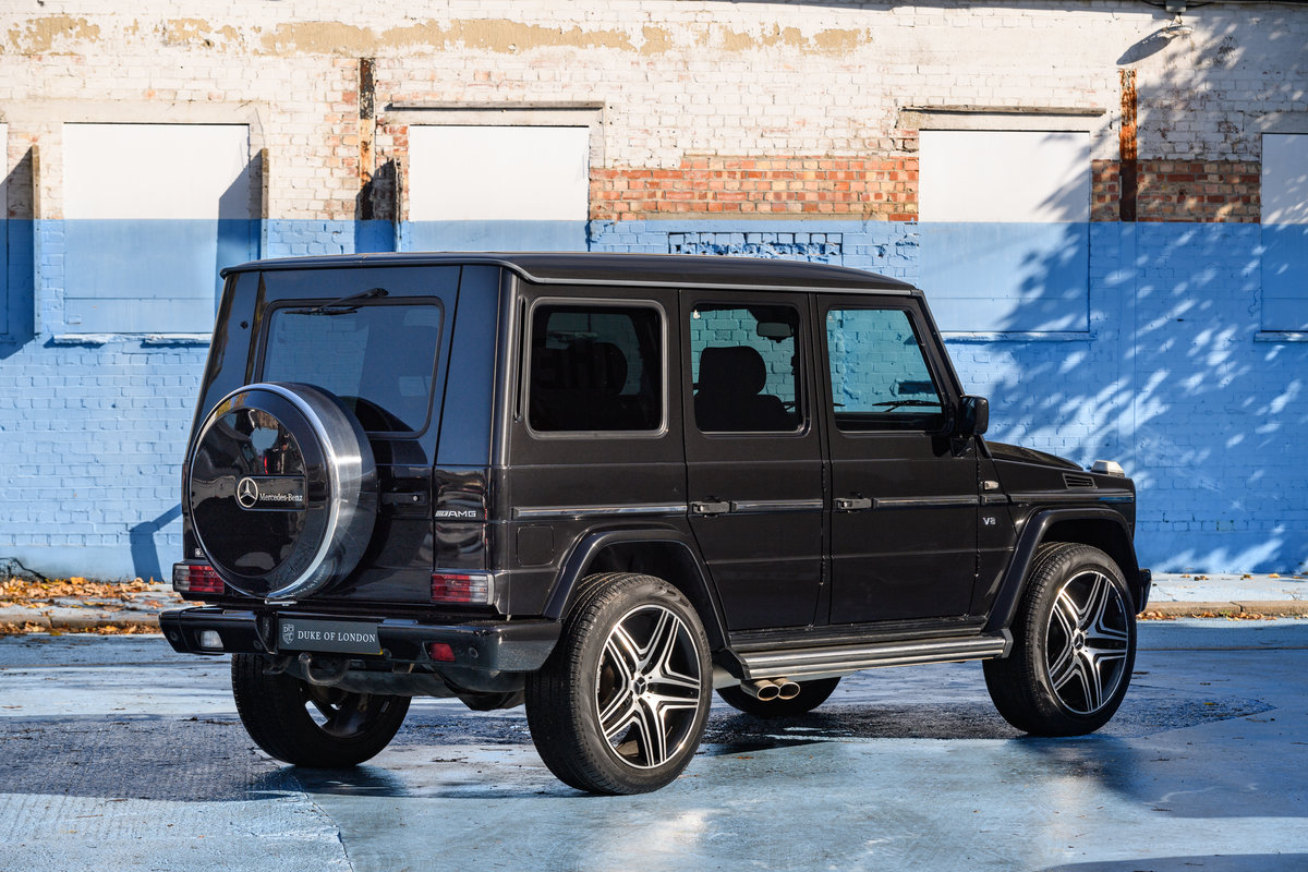 2000 Mercedes-Benz G55 SOLD (picture 3 of 13)