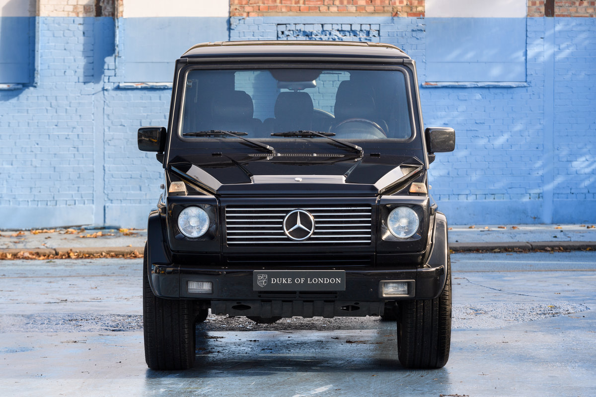 2000 Mercedes-Benz G55 SOLD (picture 4 of 13)