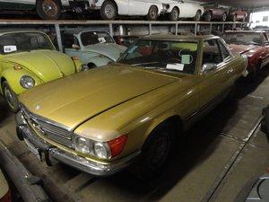 Picture of Mercedes Benz 450SL  1973  V8  5Ltr. For Sale