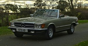 Picture of 1982 Mercedes-Benz (R107) 380 SL Auto Convertible For Sale